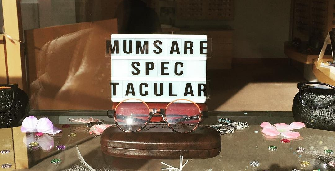 Glasses are Glamorous – Treat mum this Mother's Day